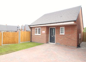 Thumbnail 1 bed bungalow for sale in Tommy Brown Close, Earl Shilton, Leicester