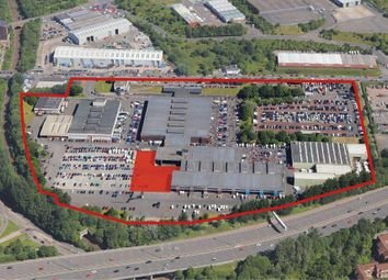 Thumbnail Light industrial to let in New Build Markets, Blochairn Road, Glasgow