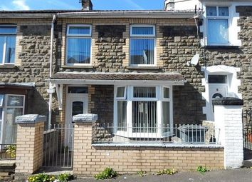 Thumbnail 2 bed terraced house for sale in Grosvenor Road, Abertillery