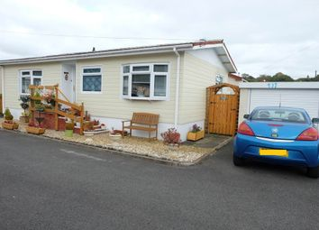 Thumbnail 2 bed mobile/park home for sale in South Molton