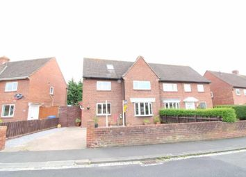 Thumbnail 4 bed semi-detached house for sale in Kirkley Drive, Ponteland, Newcastle Upon Tyne, Northumberland