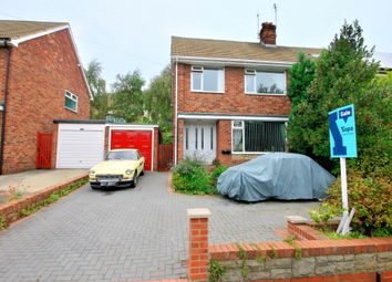 Thumbnail 3 bed semi-detached house for sale in Highside Drive, Sunderland