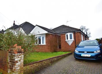 Thumbnail 3 bed detached bungalow to rent in Broadlands Avenue, Waterlooville