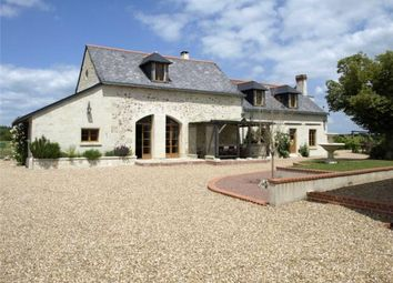 Thumbnail 6 bed country house for sale in Restored Farmhouse & Guest House, Langeais, Touraine, 37130