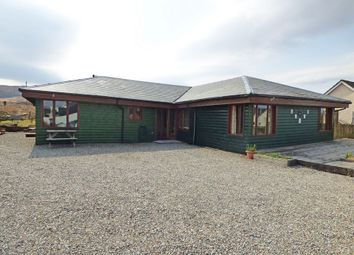 Thumbnail 4 bed detached bungalow for sale in Tigh Fiodh, Acharacle, Argyll