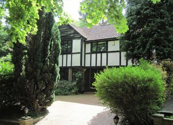 Thumbnail 4 bed detached house for sale in Holly Lane West, Banstead