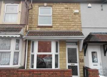 Thumbnail 3 bed terraced house to rent in Newlands Road, Birmingham