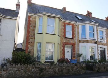 Thumbnail 6 bed end terrace house for sale in Tower Road, Newquay, Cornwall