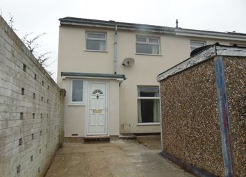 Thumbnail 3 bedroom end terrace house to rent in Bacon Close, Southampton