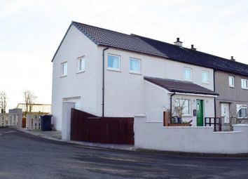 Thumbnail 3 bed end terrace house for sale in 24 Ashyards Crescent, Eaglesfield, Dumfries & Galloway