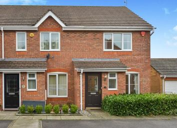 Thumbnail 2 bed end terrace house for sale in Cheshire Rise, Bletchley, Milton Keynes, Buckinghamshire