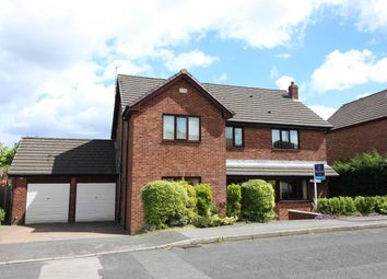 Thumbnail 5 bed detached house for sale in Grantham Drive, Bury
