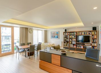 Thumbnail 3 bed flat for sale in Cordage House, Cobblestone Square, London