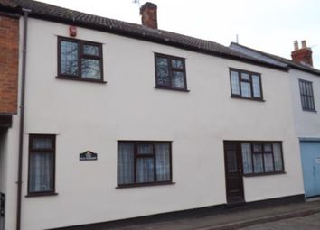 Thumbnail 4 bed terraced house for sale in The Sands, Long Clawson, Melton Mowbray, Leicestershire