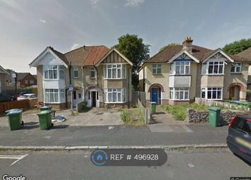 Thumbnail 4 bed semi-detached house to rent in Chamberlain Road, Southampton