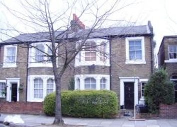 Thumbnail 3 bed flat to rent in Hertford Road, London