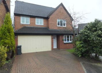 Thumbnail 4 bed detached house to rent in Monkspath, Sutton Coldfield, West Midlands