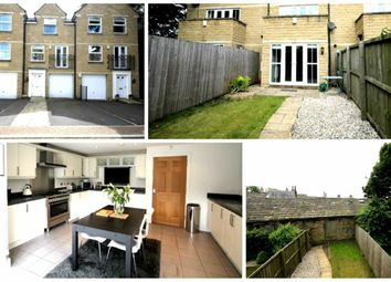 Thumbnail 4 bed town house for sale in Threelands, Birkenshaw, West Yorkshire