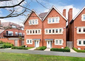 Thumbnail 4 bed semi-detached house for sale in Guardhouse Way, London