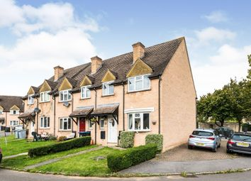 Thumbnail 3 bed end terrace house for sale in Bourton Close, Witney