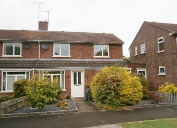 Thumbnail 2 bedroom end terrace house for sale in St Patricks Road, Ashchurch, Tewkesbury, Gloucestershire