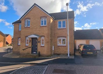 5 bed detached house for sale in Heol Iorwg, Penllergaer, Swansea SA4