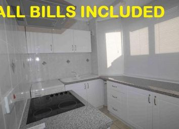 Thumbnail 1 bed flat to rent in D Coppins Road, Clacton On Sea, Essex