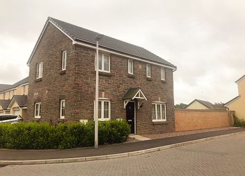 Thumbnail 3 bed detached house for sale in Castleton Grove, Haverfordwest