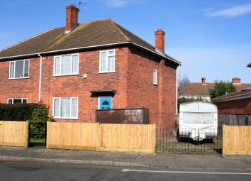 Thumbnail 3 bed semi-detached house for sale in Fleming Mead, Mitcham