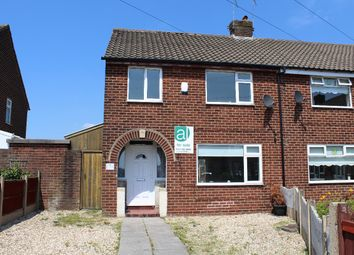 Thumbnail 3 bed semi-detached house for sale in Nelson Place, Whiston, Prescot