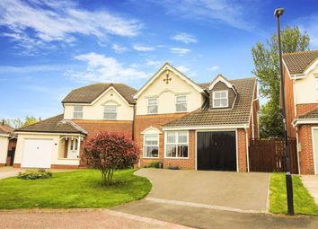 Thumbnail 3 bed detached house for sale in Hauxley, Killingworth, Tyne And Wear