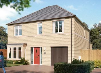 "Thumbnail 4 bed detached house for sale in ""The Rosebury"" at Harrogate Road, Apperley Bridge, Bradford"
