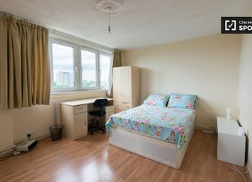 Thumbnail 3 bedroom shared accommodation to rent in Pleydell Estate, Radnor Street, London