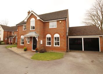 Thumbnail 4 bed detached house to rent in Bowling Green Lane, Purley On Thames, Reading