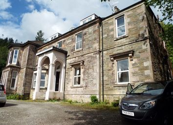Thumbnail 2 bed flat to rent in Bullwood Road, Glengarr, Dunoon