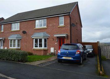Thumbnail 3 bed semi-detached house for sale in Pen Y Dyffryn, Swansea Road, Merthyr Tydfil