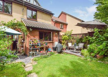 3 bed town house for sale in Pettingrew Close, Walnut Tree, Milton Keynes MK7