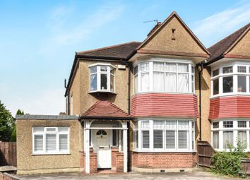 Thumbnail 4 bed semi-detached house for sale in Shirley Road, Shirley, Croydon