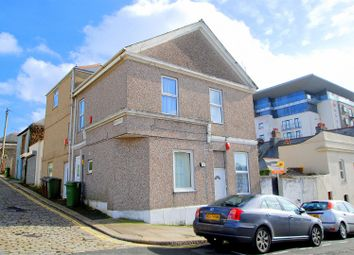 Thumbnail 2 bed flat to rent in Healy Place, Stoke, Plymouth