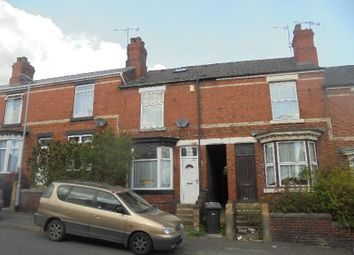 Thumbnail 3 bed terraced house for sale in Pitt Street, Rotherham