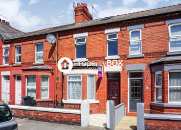Thumbnail 3 bed terraced house for sale in Lightfoot Street, Hoole, Chester