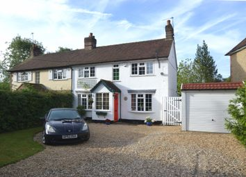 Thumbnail 3 bed semi-detached house for sale in Highland Road, Amersham