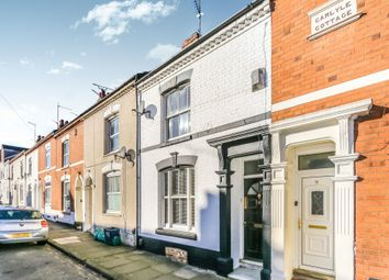 Thumbnail 2 bed terraced house for sale in Lingfield Terrace, Northampton