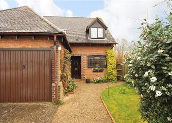 Thumbnail 3 bed semi-detached house for sale in Stretton Close, Southend Bradfield, Reading