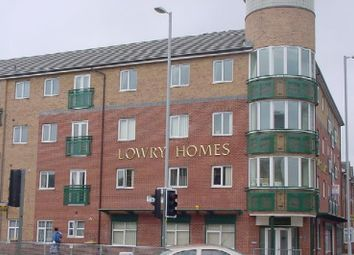 Thumbnail 2 bed flat to rent in 369c Stretford Road, Hulme, Manchester