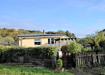 Thumbnail 1 bed detached bungalow for sale in Oaklands Residential Park, Glendale Road, Okehampton