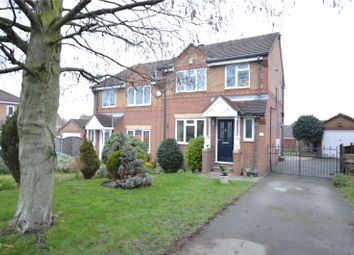 Thumbnail 3 bed semi-detached house for sale in Reedling Drive, Morley, Leeds