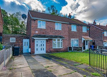 Thumbnail 2 bed semi-detached house for sale in Coronation Drive, Leigh, Greater Manchester.