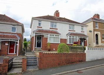 Thumbnail 3 bed semi-detached house for sale in Lon Hir, Carmarthen, Carmarthenshire