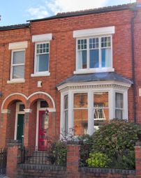 Thumbnail 4 bed terraced house for sale in Daneshill Road, Leicester